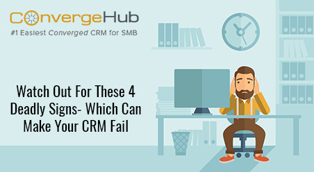 Find Why CRM Fails