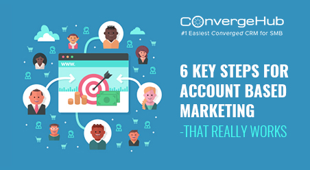 Key Steps for Account Based Marketing