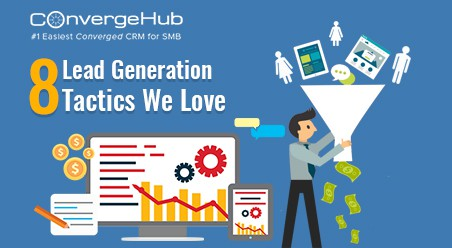 Top Lead Generation Tactics We Love