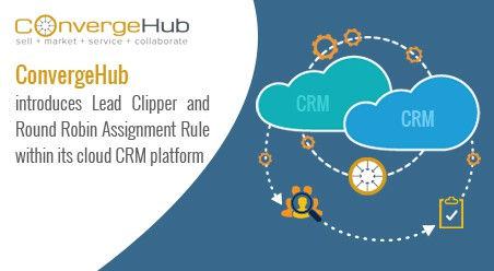 Lead Clipper and Round Robin Assignment Rule for ConvergeHub CRM