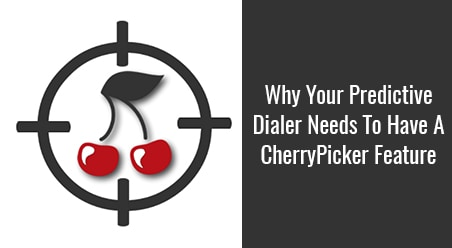 Predictive dialer CRM with Cherry Picker Feature from best CRM