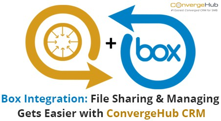 Box Integration in ConvergeHub CRM