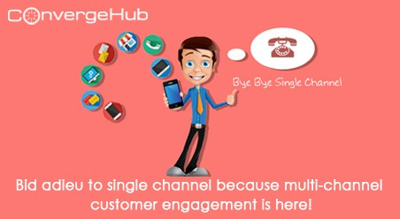 multi channel customer engagement