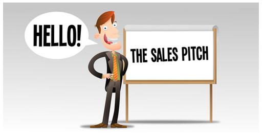 Improve sales pitch