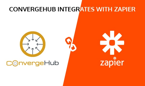 ConvergeHub with Zapier Integration