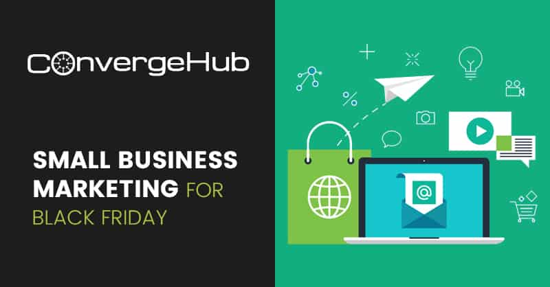 Small Business Marketing for Black Friday
