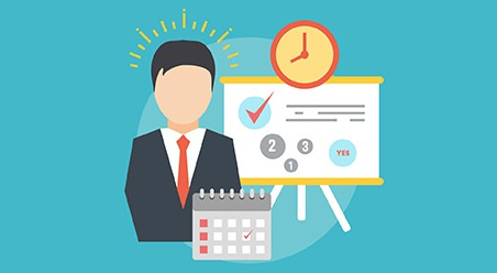 Scheduling events for a Partner