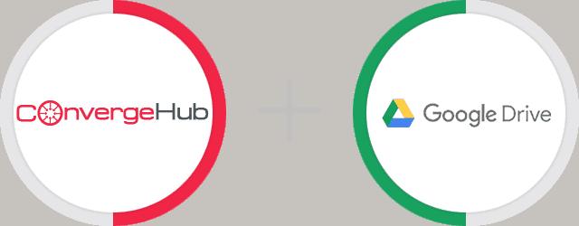 convergehub google drive