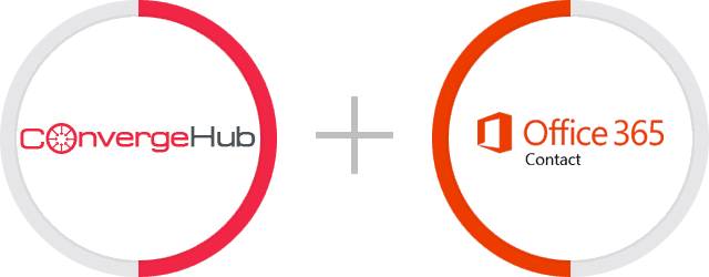 conergehub office 365 contact