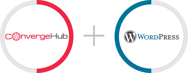 convergehub wordpress
