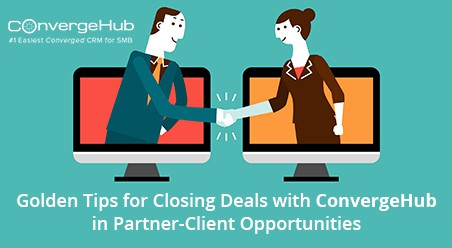 golden tips for closing deals