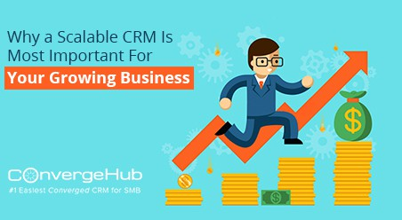 why a scalable crm is most important