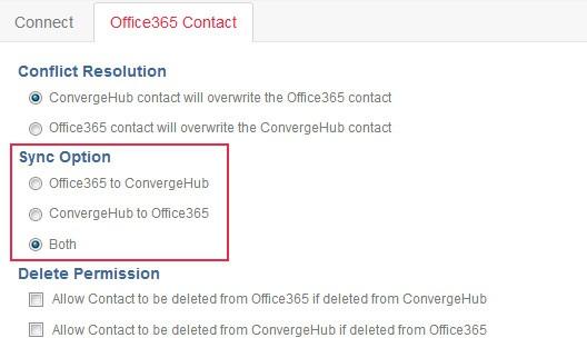 convergehub integration