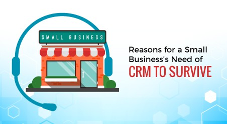 Small Business's Need of CRM
