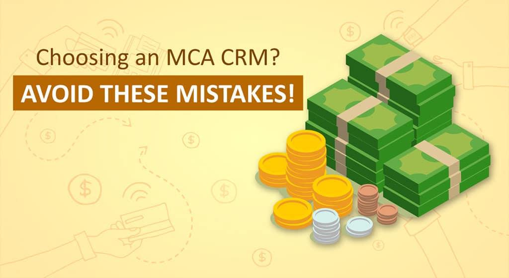 MCA CRM