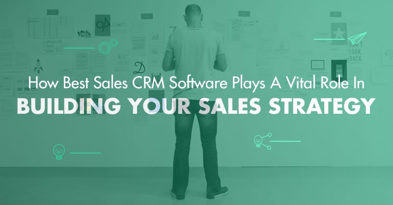 Best Sales CRM software