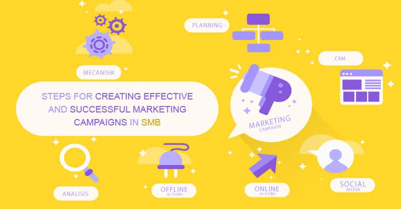 Steps For Creating Effective And Successful Marketing Campaigns In SMB