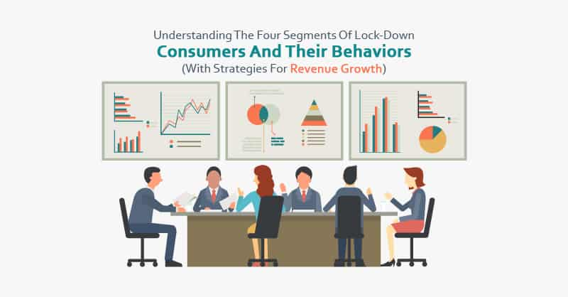 Understanding The Four Segments Of Lock-Down Consumers And Their Behaviors (With Strategies For Revenue Growth)