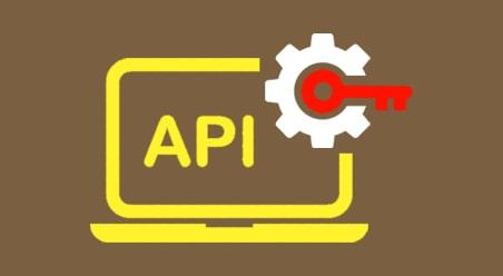 API Key and API Secret