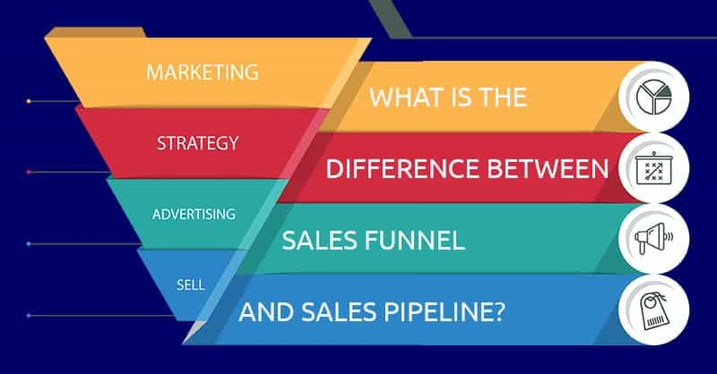 What Is The Difference Between Sales Funnel And Sales Pipeline