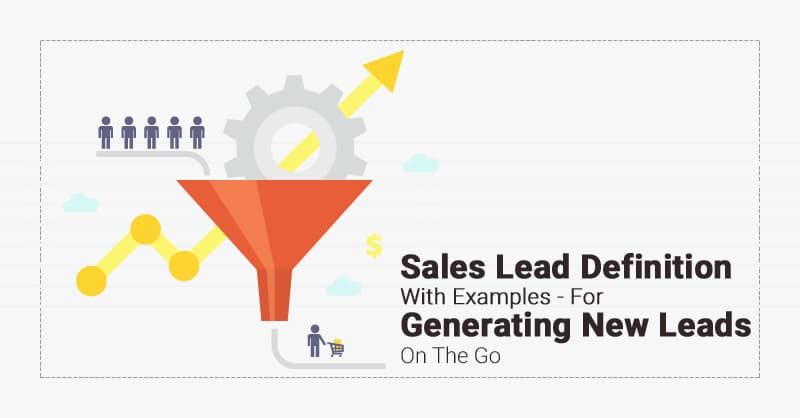 sales lead definition with example